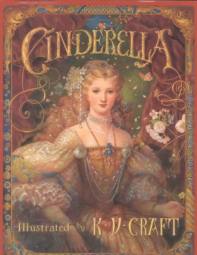 Cinderella By Craft, Kinuko (ILT)